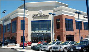 Germain Cadillac Of Easton Columbus Oh 43219 Car