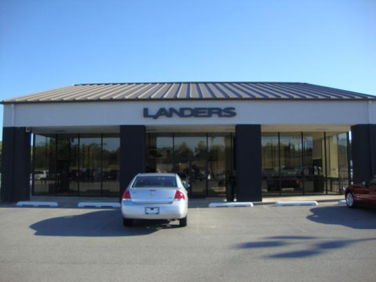Landers Ford Benton >> Landers Ford : Benton, AR 72015-2068 Car Dealership, and