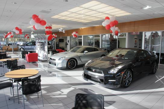 Nissan Dealership Huntington Beach Ca