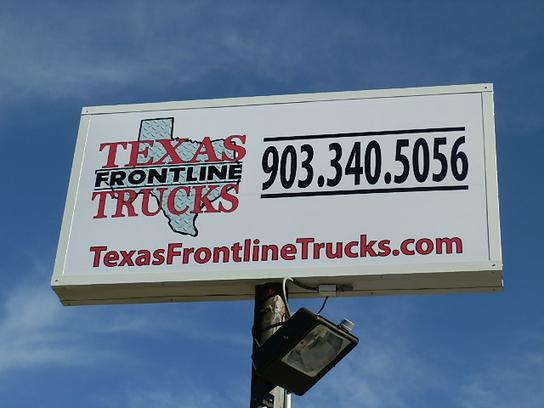 Texas Frontline Trucks