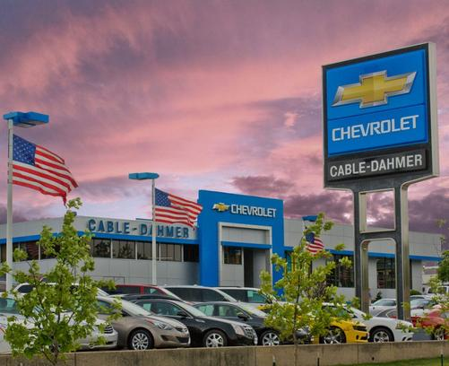 Cable Dahmer Chevrolet >> Cable Dahmer Chevrolet Of Kansas City Kansas City Mo 64114 4502