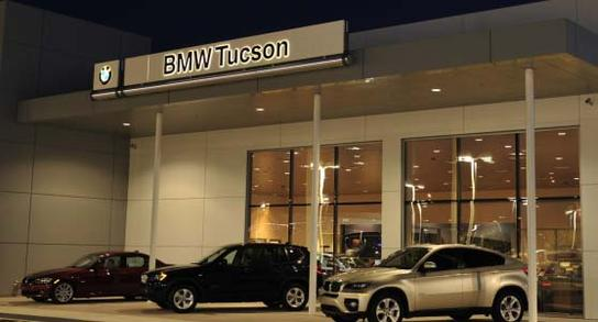 BMW Tucson  Tucson AZ 857056014 Car Dealership and Auto