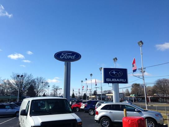 Haldeman Of Hamilton Ford Subaru Hamilton Square Nj