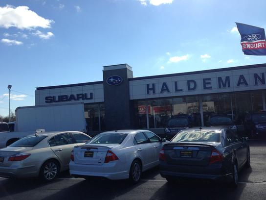 Haldeman Of Hamilton Ford/Subaru : Hamilton Square, NJ ...
