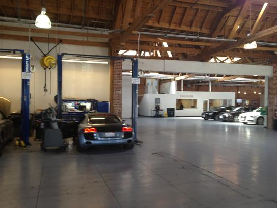 Audi Oakland 3