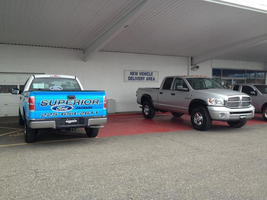 Superior Ford Zachary Used Cars
