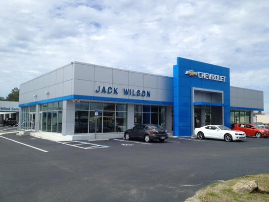 Jack Wilson Chevrolet Buick GMC