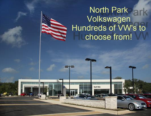North Park Volkswagen San Antonio Tx 78257 Car