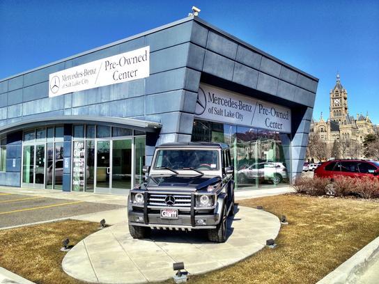 Mercedes-Benz of Salt Lake City : Salt Lake City, UT 84111 ...