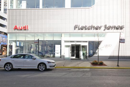 fletcher jones audi chicago il 60610 car dealership and auto financing autotrader. Black Bedroom Furniture Sets. Home Design Ideas