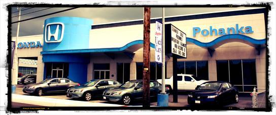 pohanka honda of salisbury car dealership in salisbury md