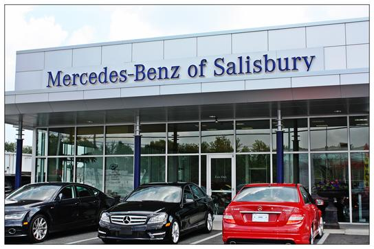 mercedes benz of salisbury car dealership in salisbury md