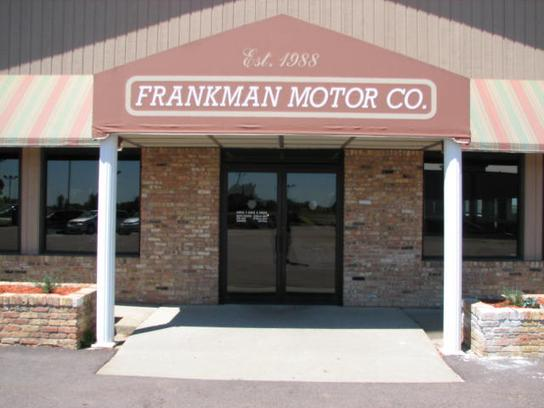 Frankman Motor Company Car Dealership In Sioux Falls Sd