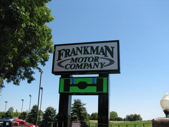 frankman motor company car dealership in sioux falls sd 57108 8205 kelley blue book. Black Bedroom Furniture Sets. Home Design Ideas