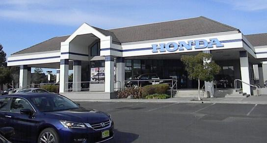 Hansel Honda Petaluma Ca 94952 6507 Car Dealership And Auto