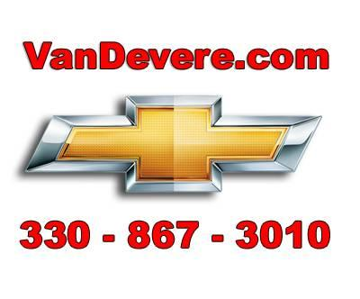 VanDevere Chevrolet : Akron, OH 44320 Car Dealership, and Auto ...