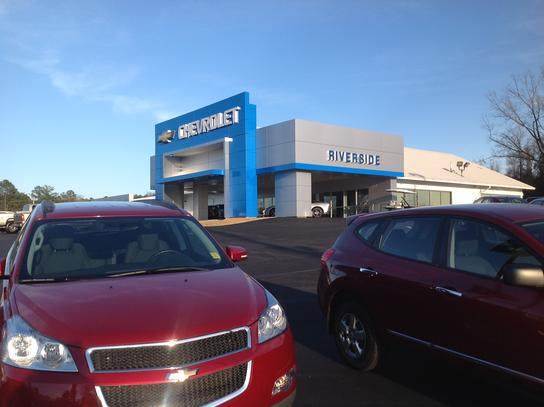 Riverside Chevrolet Used Cars Wetumpka Alabama