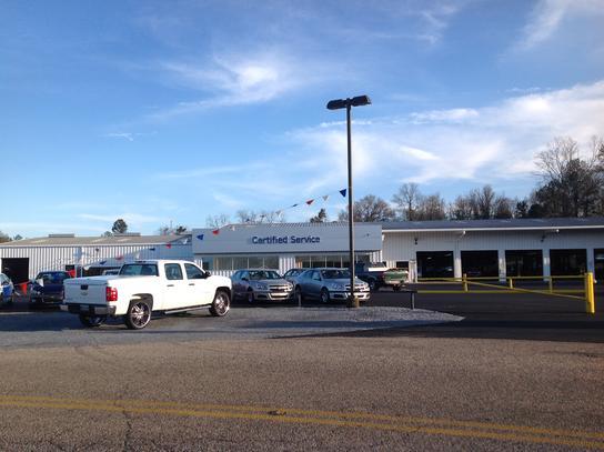 Riverside Chevrolet Used Cars Wetumpka Alabama