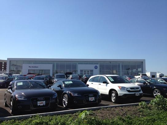 The Autobarn Volkswagen Countryside Car Dealership In