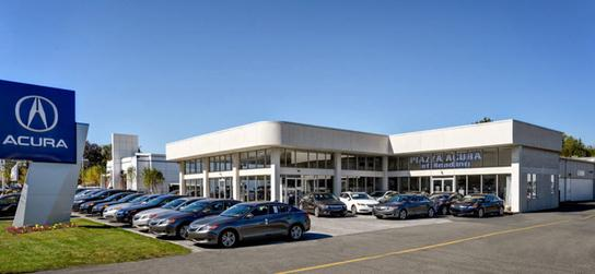 piazza honda acura of reading car dealership in reading