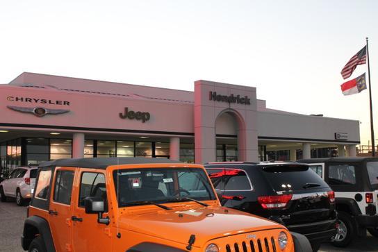 hendrick chrysler jeep car dealership in fayetteville nc 28304 kelley blue book. Black Bedroom Furniture Sets. Home Design Ideas