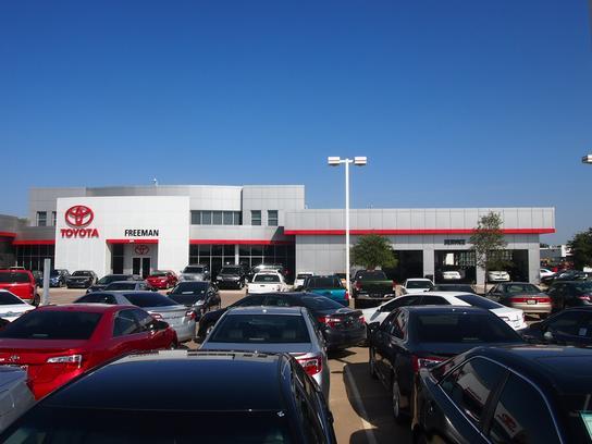Freeman Toyota Car Dealership In Hurst Tx 76053 7327