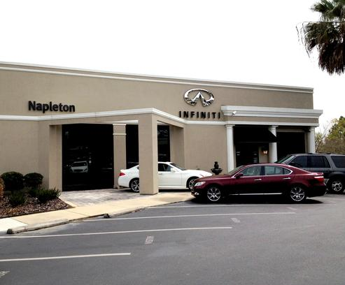 Napleton INFINITI of Tallahassee : Tallahassee, FL 32308 Car ...