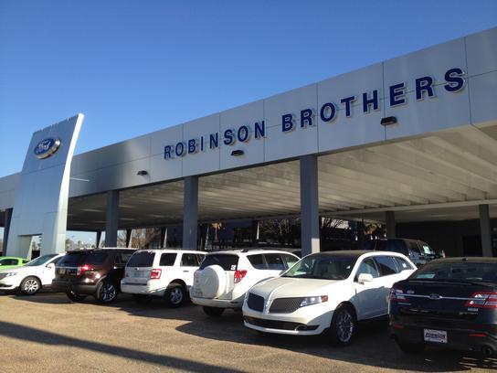 Robinson Brothers Ford Lincoln & Robinson Brothers Ford Lincoln : Baton Rouge LA 70816 Car ... markmcfarlin.com