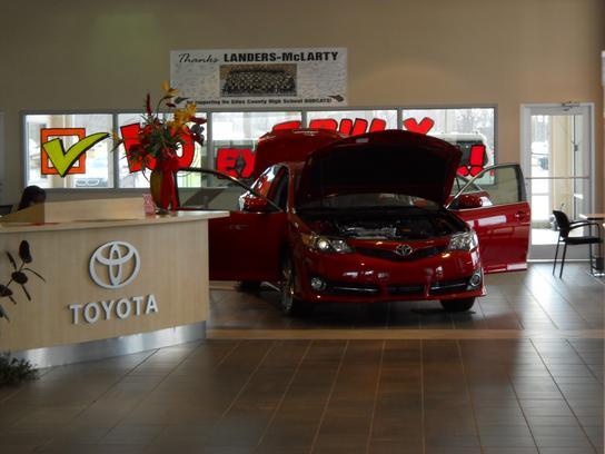 Chevrolet Dealership Mountain Home Arkansas >> Landers Mclarty Toyota Toyota Dealership In Fayetteville | Autos Post
