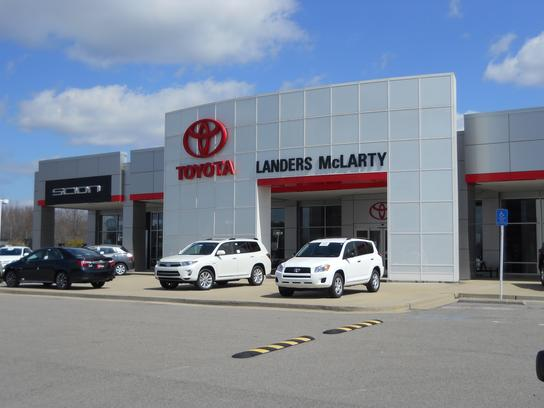 mclarty toyota toyota dealer and service center in autos post. Black Bedroom Furniture Sets. Home Design Ideas