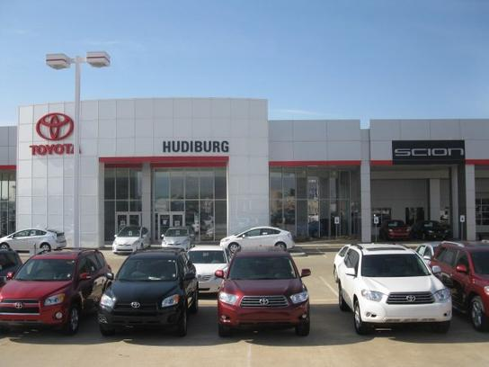 Hudiburg Toyota Midwest City Ok 73110 Car Dealership