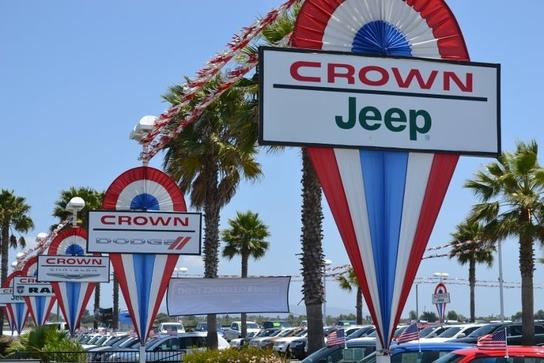 Crown Dodge Chrysler Jeep RAM - CA 2