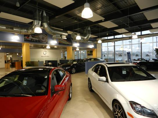 mercedes benz of lancaster car dealership in east