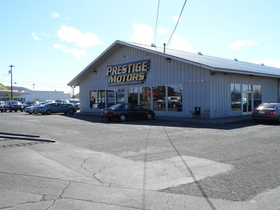 prestige motors yakima wa 98901 car dealership and