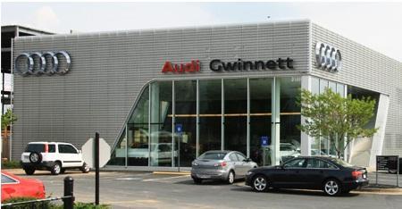 Audi Gwinnett 2