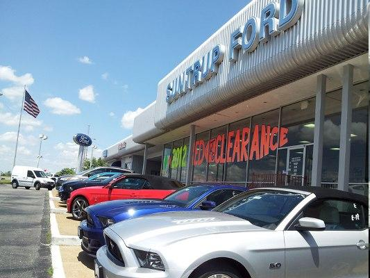 suntrup ford westport car dealership in saint louis mo. Cars Review. Best American Auto & Cars Review