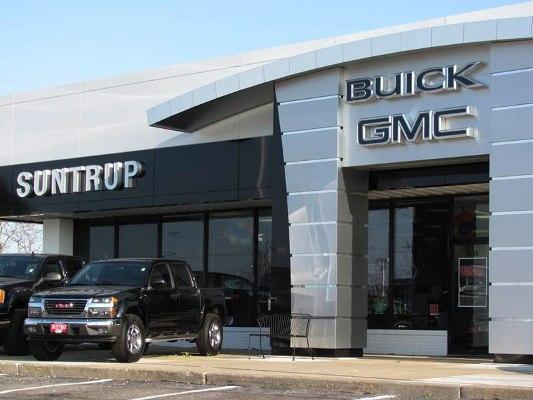 Suntrup Buick GMC : Saint Peters, MO 63376 Car Dealership ...
