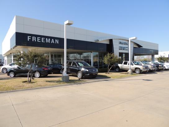 Freeman Buick Gmc Grapevine Tx 76051 Car Dealership