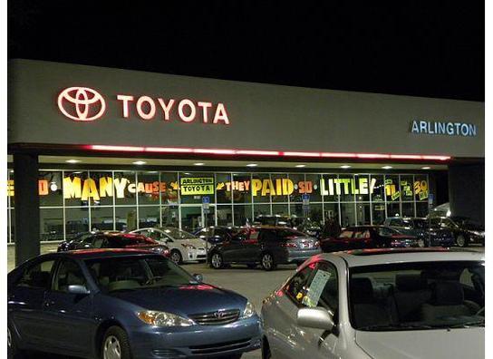 Arlington Toyota Jacksonville Florida >> Arlington Toyota car dealership in Jacksonville, FL 32225 - Kelley Blue Book