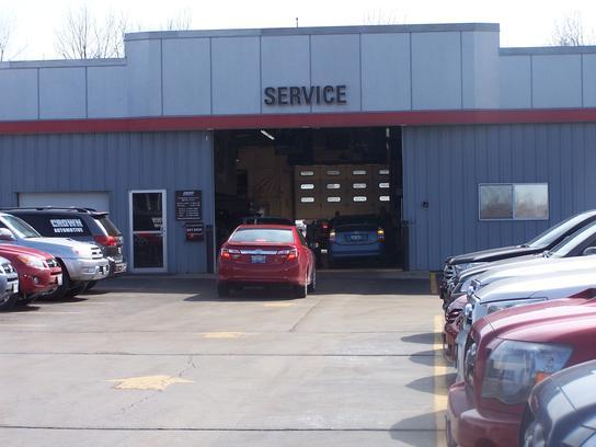 Crown Automotive Decatur Il 62526 Car Dealership And