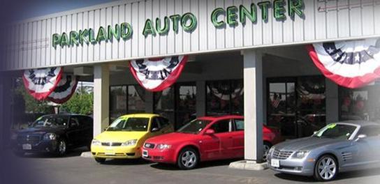 parkland auto center car dealership in tacoma wa 98444 kelley blue book. Black Bedroom Furniture Sets. Home Design Ideas