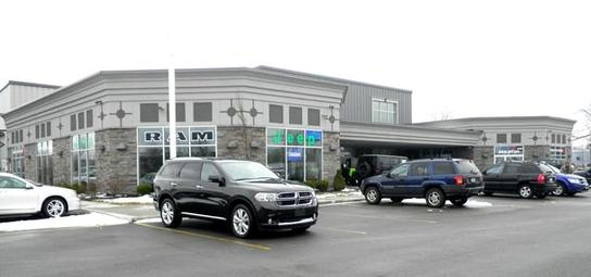 Transitowne Chrysler Jeep Dodge of West Seneca