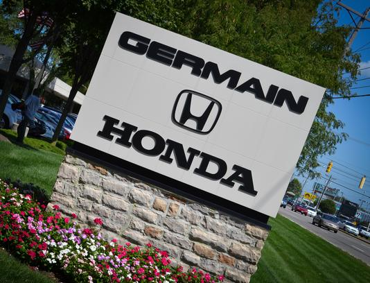 Germain Honda Of Dublin Dublin Oh 43017 Car Dealership