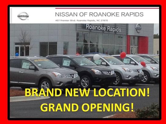 Nissan dealer used cars in roanoke rapids nc nissan for Roanoke motors used cars