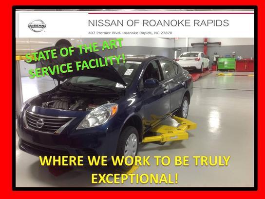 Nissan Dealer Used Cars In Roanoke Rapids Nc Nissan