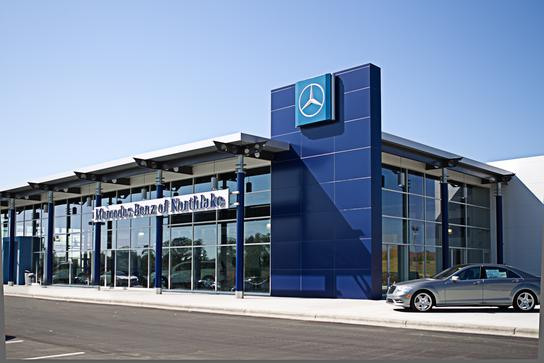 mercedes benz of northlake car dealership in charlotte nc