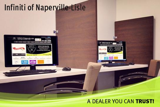 infiniti of naperville naperville il 60540 car dealership and auto financing autotrader. Black Bedroom Furniture Sets. Home Design Ideas