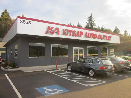 Kitsap Auto Outlet 2