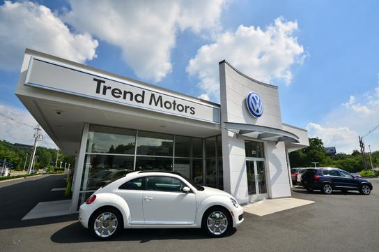 trend motors volkswagen rockaway nj 07866 car