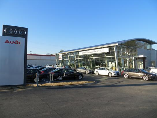 Audi Marietta Marietta Ga 30067 Car Dealership And